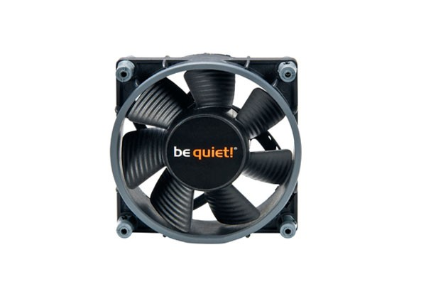Be Quiet Case Fan Shadow Wings SW1 120mm PWM BQT T12025-MR-PWM (120x120x25mm)
