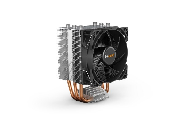 be quiet! PURE ROCK Slim 2 - CPU air cooler