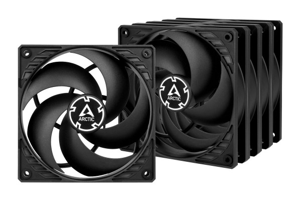 Arctic P12 case fan 5er Pack (120x120x25mm)