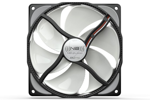 Noiseblocker NB-eLoop B12-4 Bionic fan 2400rpm ( 120x120x25mm )