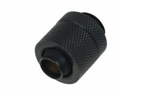 Alphacool 13/10 compression fitting G1/4 - Deep Black