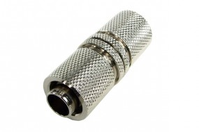13/10mm (10x1,5mm) straight bulkhead-fitting - knurled